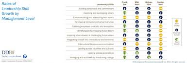 the 12 most important leadership skills at every level of source development dimensions international