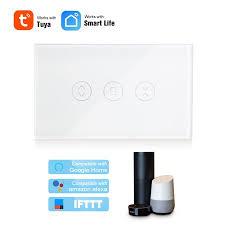 Tuya <b>WiFi Curtain</b> Switch for <b>Electric</b> Motorized <b>Curtain</b> Blind Roller ...