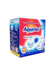 "<b>Таблетки для ПММ</b> ""<b>Aquarius</b>"" ALLin1 (mega) 150 штук ..."