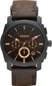 Американские <b>часы Fossil</b> Machine <b>FS4656</b>, купить оригинал