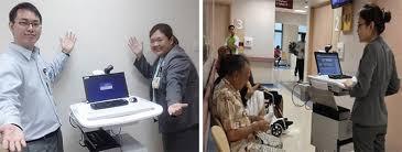 under this service patient service associates approach patients with their mobile billing patient service associate