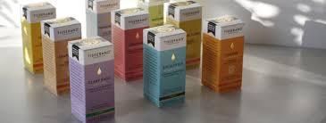 <b>Essential Oils</b> - Tisserand Aromatherapy