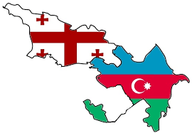 Картинки по запросу флаги Азербайджан Грузия фото