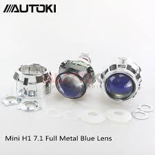 <b>AUTOKI Car Styling</b> Mini 2.5 inches HID Bi xenon Headlight ...
