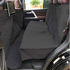 <b>Deluxe</b> Quilted and Padded seat cover with Non-Slip Fabric in Seat ...