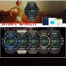 <b>SMAEL Luxury Brand</b> Smart Watch Men With BT Call/ SMS /Twitter ...