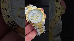 <b>Часы мужские</b> наручные Rolex Daytona <b>AA</b> Men Silver-Gold-White ...