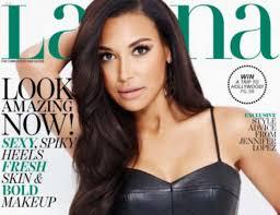 Con il viso e il corpo che si ritrova, Naya Rivera non ha alcuna difficoltà a macinare incessantemente copertine di riviste patinate. - naya-rivera-latina-2013-00