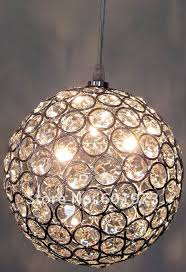 free crystal ball pendant light shipping aliexpress fantastic classic hot sell popular globe ball pendant lighting