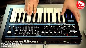 <b>Синтезатор NOVATION BASS STATION</b> II - YouTube
