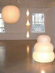 noguchi lamp by akari lamps modern ceiling lighting other metro by surrounding modern lighting furniture akari furniture