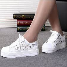 Women shoes <b>2019 fashion summer casual</b> ladies shoes cutouts ...