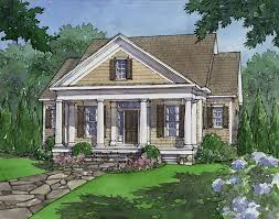 Type Of House  southern living house plansDownload this House Plan Dewy Rose Southern Living Plans picture