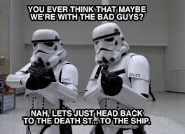Stormtroopers-Arent-Sure-The-Death-Star-Is-The-Right-Employer-For-Them-in-Star-Wars-Meme.jpg via Relatably.com