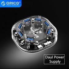 <b>ORICO</b> HA4U Super Speed 4 <b>Port USB</b> HUB 3.0 Portable OTG HUB ...