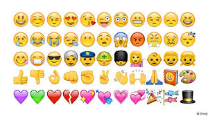 culture the mysterious origins of punctuation the emoji a new form of punctuation credit emoji