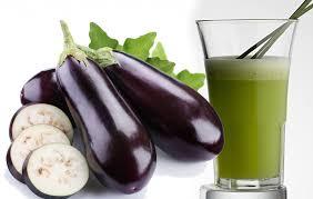 Suco de berinjela: Para emagrecer e melhora o intestino
