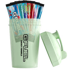 <b>Glow-in-the-Dark</b> Starter Kit – G FUEL