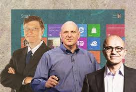 Microsoft CEOs' Wackiest Quotes: Who Said That? - InformationWeek