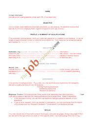 resume builder reviews resume badak blank resume template sample