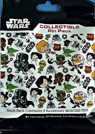 Звездные войны красавцев тайна сумка булавка упаковка Disney ...