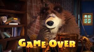 Маша и Медведь - Game Over (59 серия) - YouTube