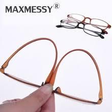 MAXMESSY <b>Ultra Light TR90</b> надежности очки для чтения Для ...