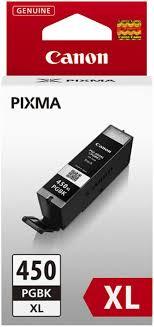 Купить <b>картридж</b> для принтера <b>Canon PGI</b>-<b>450PGBK XL</b> black в ...