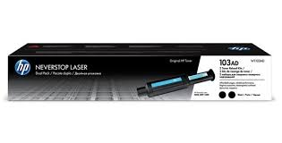 ≡ <b>Тонер HP 103AD</b> Neverstop Toner Reload Kit 2-Pack (W1103AD ...