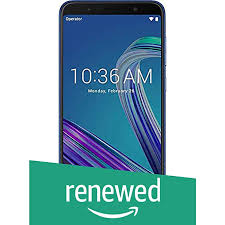 (Renewed) <b>Asus Zenfone Max Pro</b> M1 ZB601KL-4D103IN (Blue ...