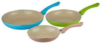 Купить <b>Набор сковород</b> GIPFEL SERENA 1408 3 пр. по низкой ...