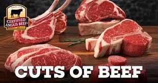 Beef <b>Grades</b>   <b>Certified</b> Angus Beef®
