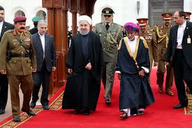 Image result for Another historic day for Oman-Iran relations