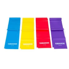 «<b>Набор</b> эластичных лент для фитнеса <b>Yamaguchi</b> Band FIT ...