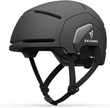 Segway Ninebot Bike Helmet, Black, CE/CPSC ... - Amazon.com