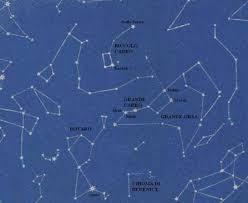Risultati immagini per Immagini di cielo con tante stelle i due carri delle Orse
