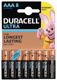 <b>Батарейка</b> Duracell Ultra Power <b>AAA</b>/LR03 — купить по выгодной ...