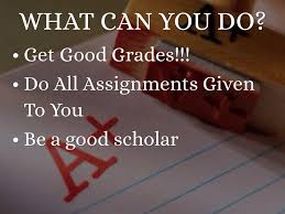 im going to college by joshua ortiz what can you do get good grades