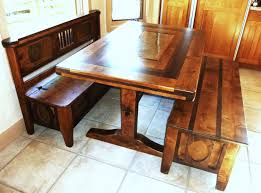decoration built kitchen table good  bench style kitchen tables good home design marvelous decorating on b