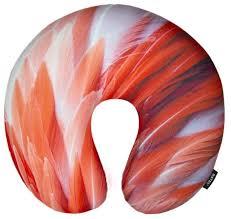 Купить <b>Подушка</b> для шеи <b>RATEL Animal</b> (<b>подушка</b>), <b>Pink</b> flamingo ...
