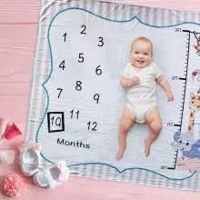 <b>baby milestone blanket</b>