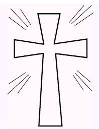 printable cross coloring pages coloring preschool and printable cross coloring pages perfect for christmas break