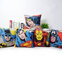 <b>Чехол на подушку</b> в американском стиле с изображением ...