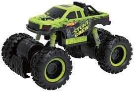 Купить интерактивная игрушка Mattel Hot Wheels <b>монстр</b>-<b>трак</b> ...