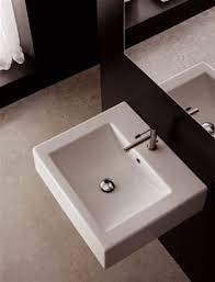 <b>Раковина Scarabeo Square</b> 8007/B, подвесная или накладная на ...