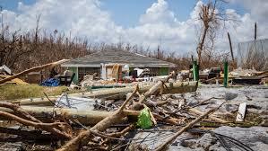Tropical storm Humberto lashes hurricane-hit Bahamas | Bahamas ...