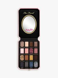 <b>Too Faced Pretty Rich</b> Eyeshadow Palette, Multi at John Lewis ...