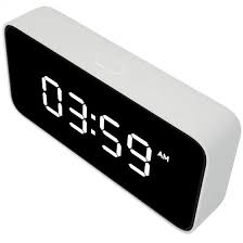 Умная колонка Xiaoai <b>Smart Alarm</b> Clock от <b>Xiaomi</b> похожа на ...