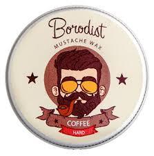 Borodist <b>Воск для усов</b> Coffee — купить по выгодной цене на ...