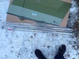 <b>Молдинг</b> двери <b>бокового стекла</b> KIA Ceed хром - Автозапчасти в ...